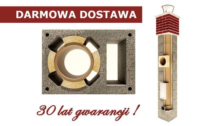 Komin systemowy 5mb KW system kominowy ceramiczny 30 lat GWARANCJI!