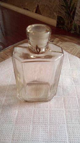 Продам стеклянную бутылочку
