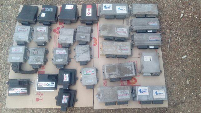 Блоки управління комп'ютера до газових установок