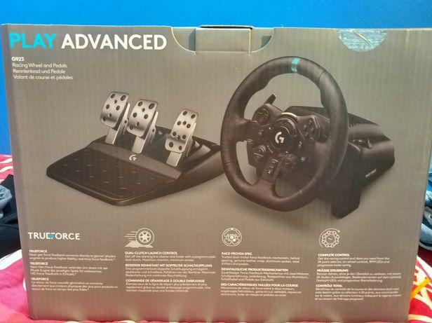 Kierownica G923 PS4/PC. Nowa, Nieużywana