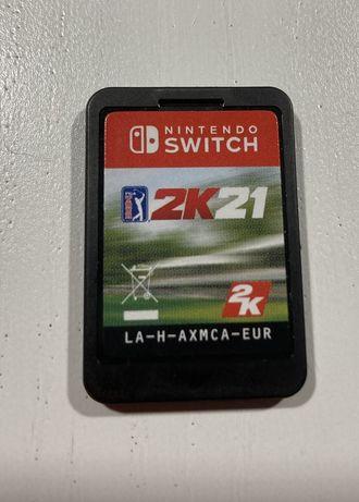 PGA 2K21 Nintendo Switch