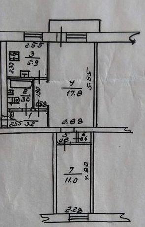Продам квартиру на 6 ст. Фонтана Л-6