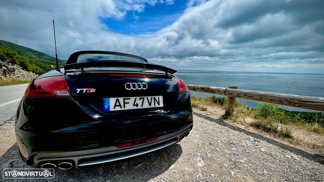 Audi TT S 2.0 TFSi quattro