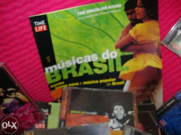 Coleção de cd,s de samba,bossa nova e musica popular brasileira