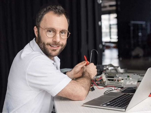 Мастер по ремонту компьютеров. Буду за час