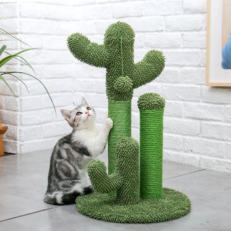 Drapak dla kota kaktus rozmiar L*kocie drzewko plac zabaw*