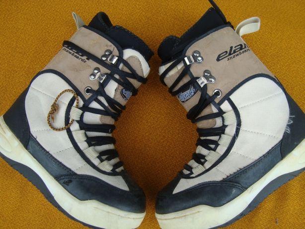 buty narciarskie snowbordowe Elan roz 39- 25 cm-EXtra