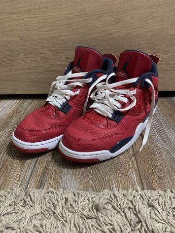Jordan 4 retro FIBA
