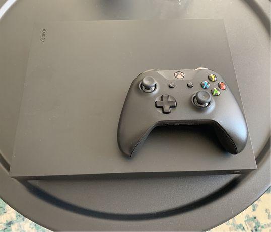 Xbox one X scorpio