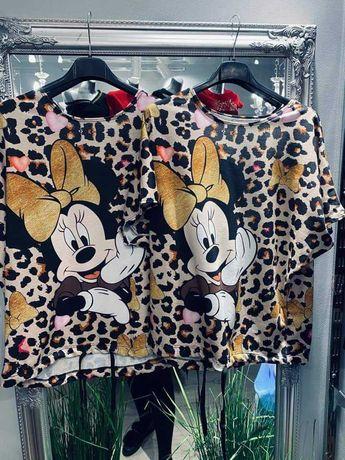T-shirt z myszką Minnie