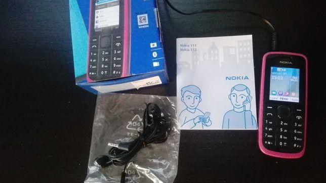 Telemóvel Nokia 113 Rosa