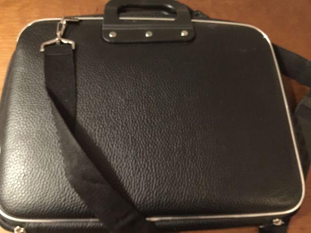 Mala para portátil semi rígida ou porta documentos