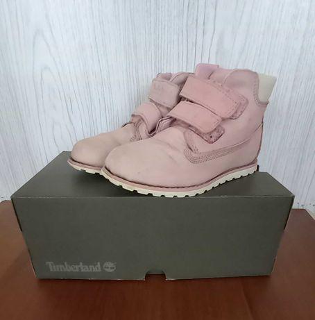 Ботинки для девочки Timberland. Р. 29.Длина стельки 18см.