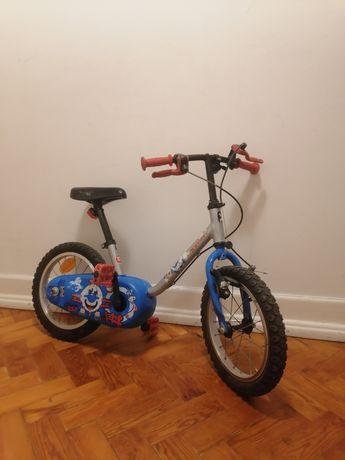 Bicicleta btwin roda 14