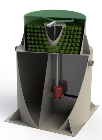 Автономная канализация. Биосептик, септик.