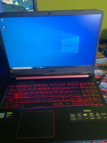 Laptop Gamingowy Acer Nitro 5 i5-9300H 16GB GTX1650