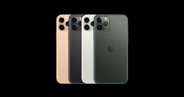 Iphone 11pro / 11 pro max 64/256. Black, Gold,Silver,Greenв наличии