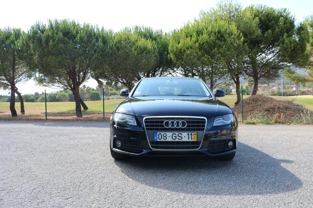 Audi A4 2 donos da mesma familia