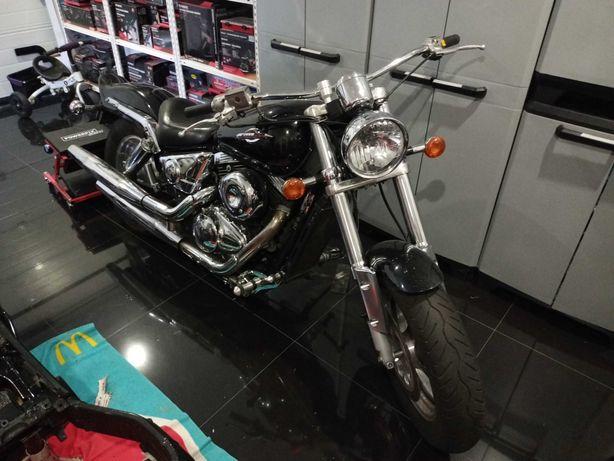 Vendo ou troco Suzuki marauder