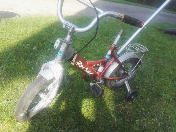 Rowerek dziecięcy bez siodełka