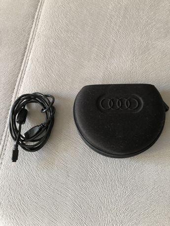 Słuchawki Audi