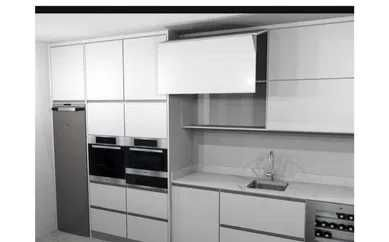 Cozinhas moveis Portas & Cia, idealizadas para o seu espaço
