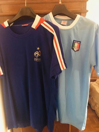 Camisolas França/Itália