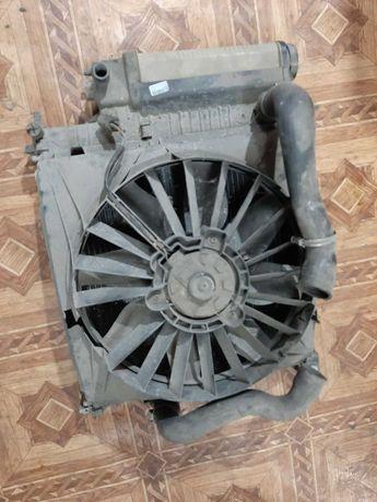 Радиатор на BMW E36