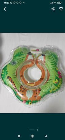 Круг надувной для купания  Kinderenok