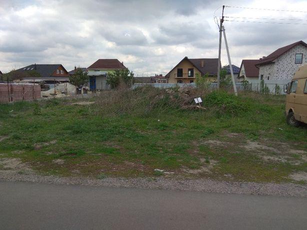 Продам земельну ділянку під забудову с. Щасливе