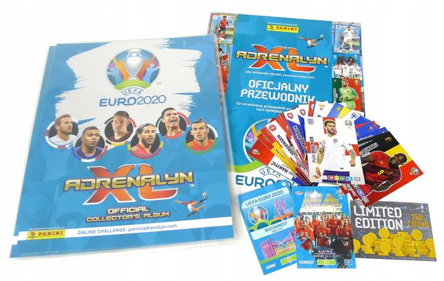 karty Euro 2020 plus limitki