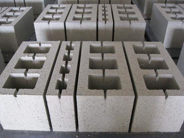 Блоки будівельні стінові