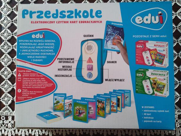 Czytnik kart edukacyjnych edui PRZEDSZKOLE