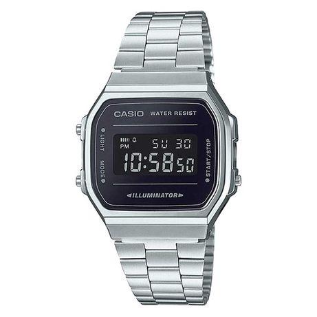 Часы наручные классические: Casio. Цвет: серебро