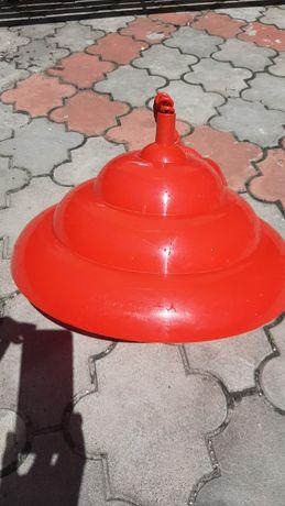 Lampa plastikowa do kuchni