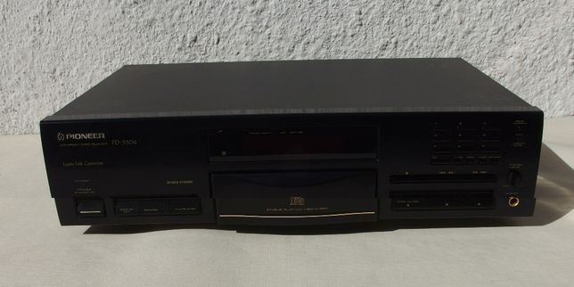 Odtwarzacz CD Pioneer PD-S504 Compact Disc Player
