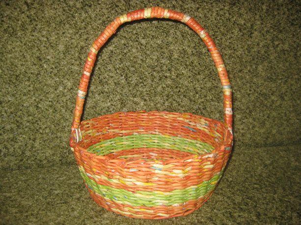 Корзинка плетеная