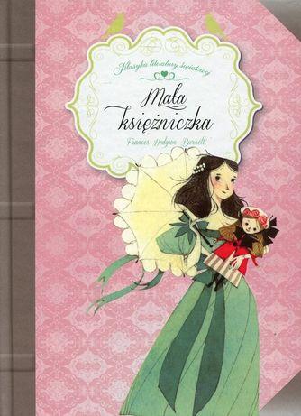 Mała księżniczka Klasyka literatury światowej Mikołaj NOWA
