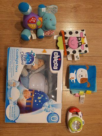 Chicco projector de luz e música clássica / brinquedos
