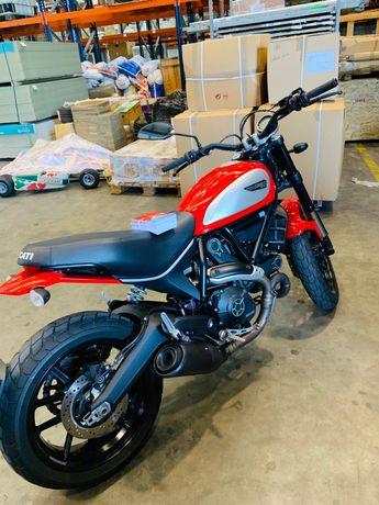 Ducati Dcrambler 800