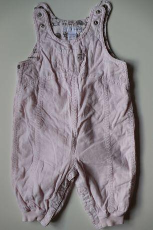 Spodnie niemowlęce h&m rozm. 62