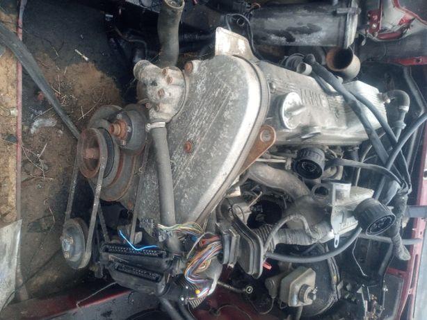 Продам Двигатель,МКПП BMW E34 524 2.4 TD