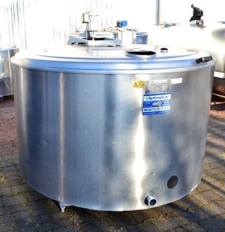 Schładzalnik zbiornik na mleko Alfa Laval 1250 l.