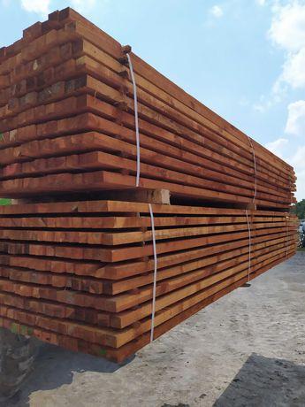 Łata dachowa 40x50 drewno konstrukcyjne Szalówka deska elewacyjna
