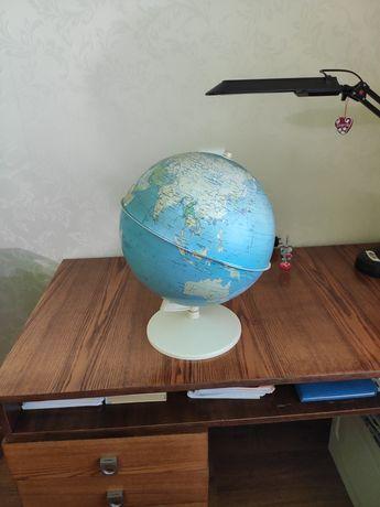 Продам глобус школьный