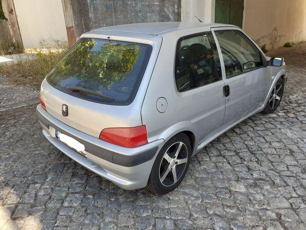 Peugeot 106 ano 2002