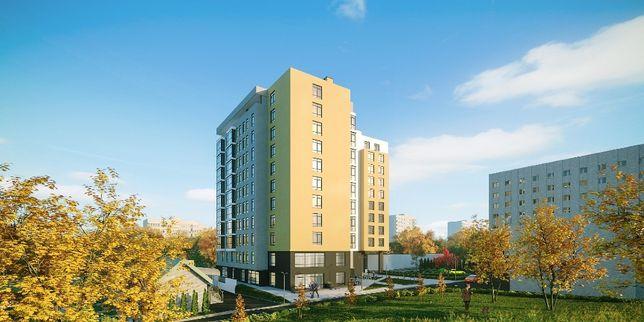 Продаж 3к апартаментів 86,05кв.м. в ЖК Topolis, вул. Мазепи 25