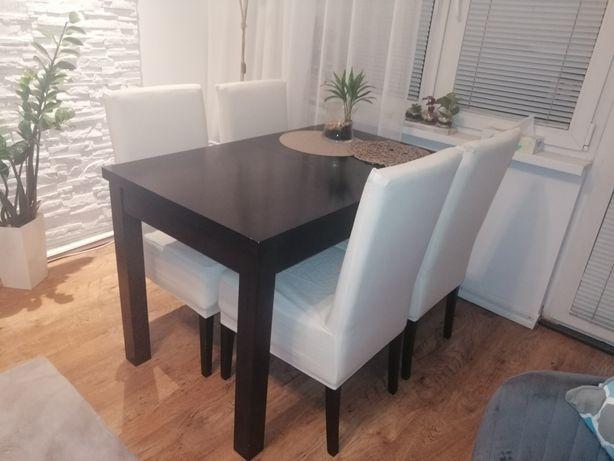 Drewniany stół rozkładany Vega Meble