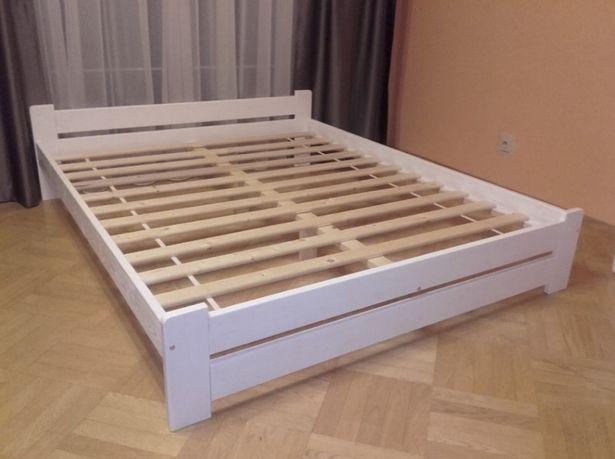 Łóżko 120x200 białe czarne siwe dąb orzech olcha