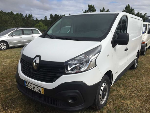renault trafic  1.6dci 115